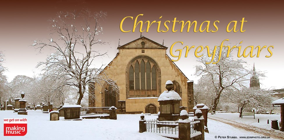 Christmas at Greyfriars 2014