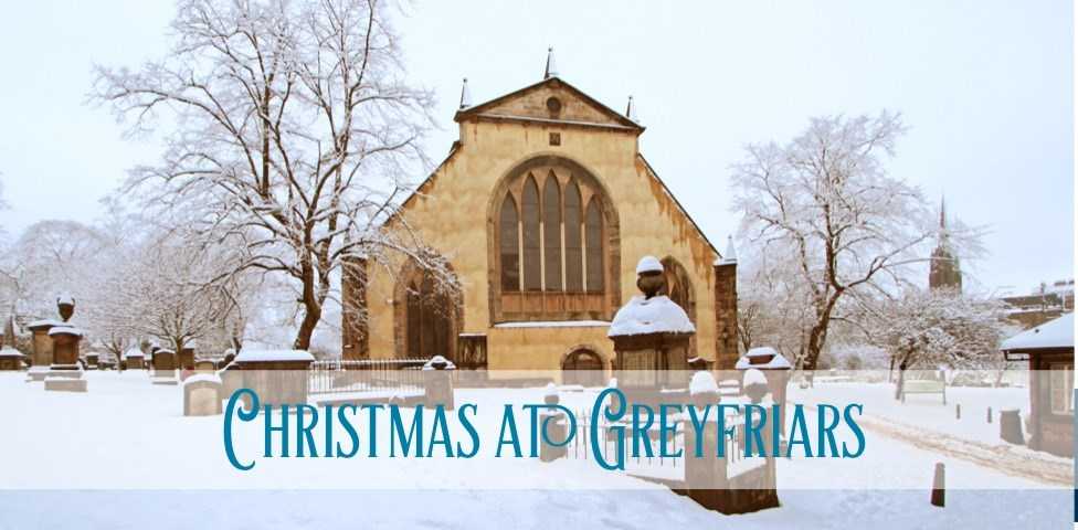 Christmas at Greyfriars