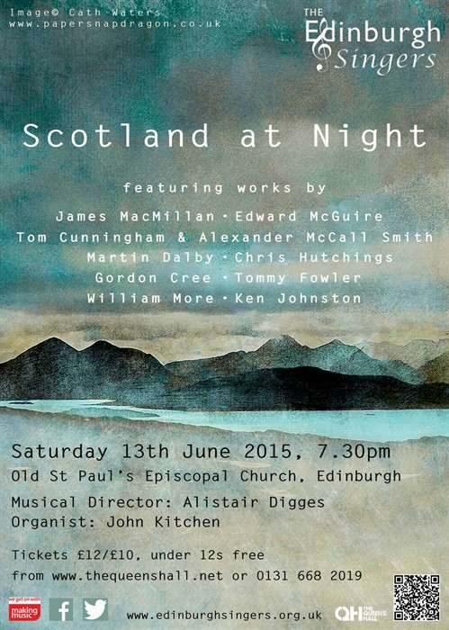 Scotland at Night flyer