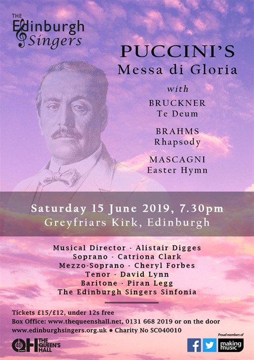 Puccini flyer