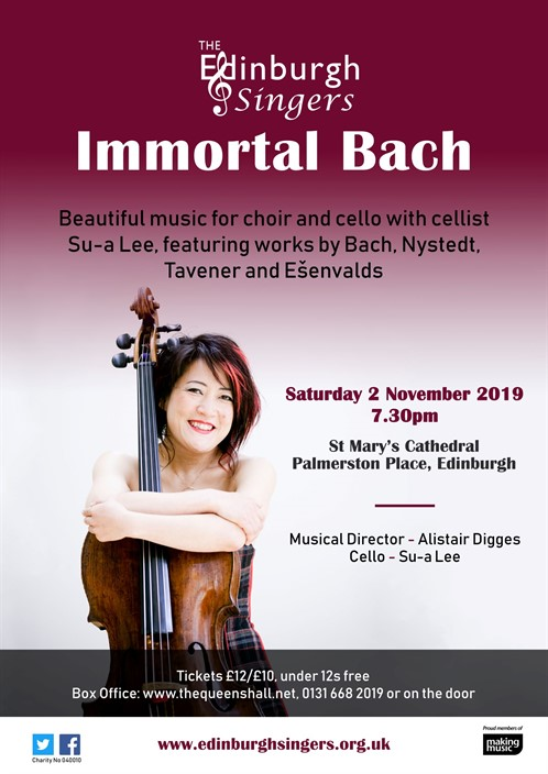 Immortal Bach flyer